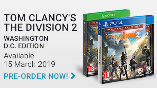 The Division 2 Pre order Now
