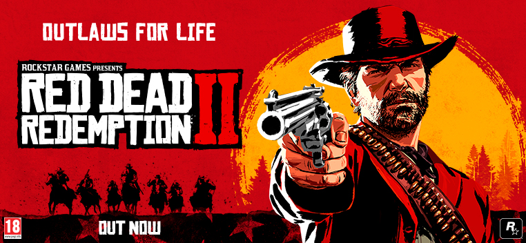 Red Dead Redemption 2 Out Now