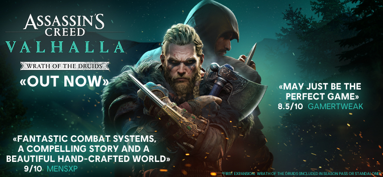 Assassins Creed Valhalla First Expansion