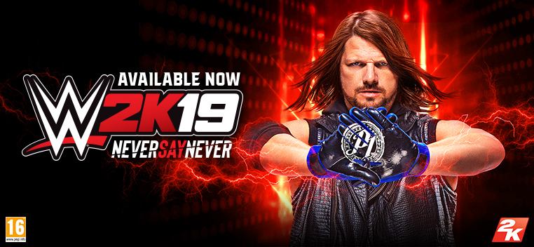 WWE 2K19 Order Now