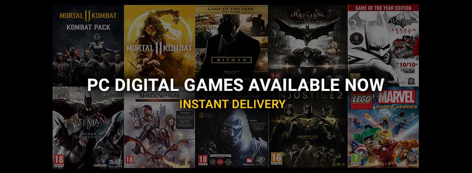 Digital PC Games