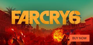 Far Cry 6 Available Now
