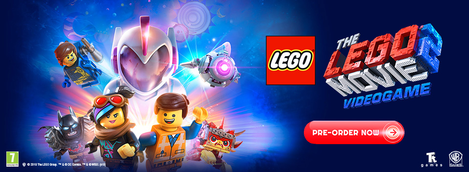The Lego Movie 2 Videogame Pre order Now
