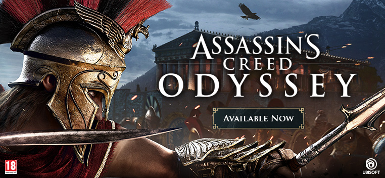 AC Odyssey Out Now