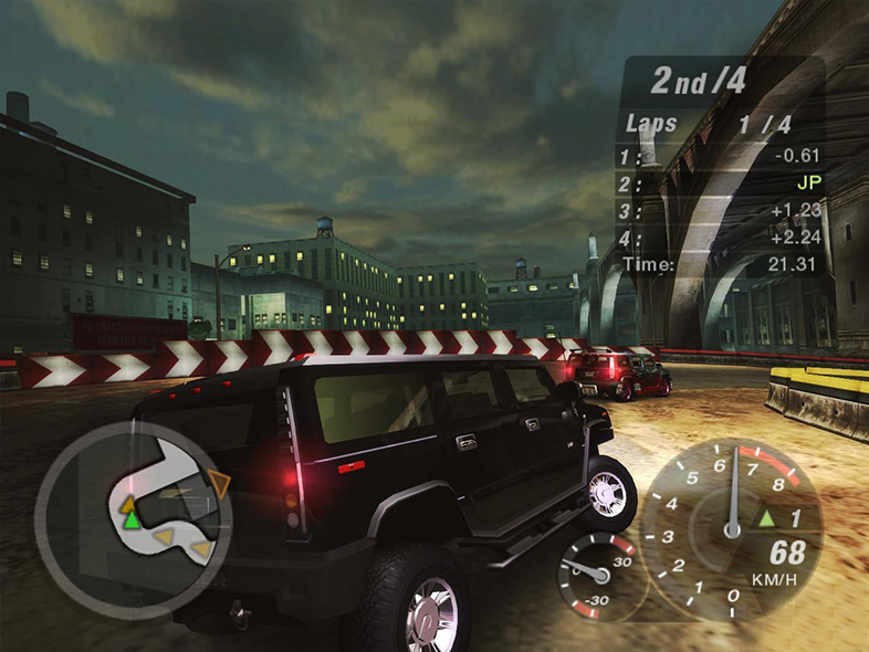 Buy Need For Speed Underground 2 online PC, in India at the