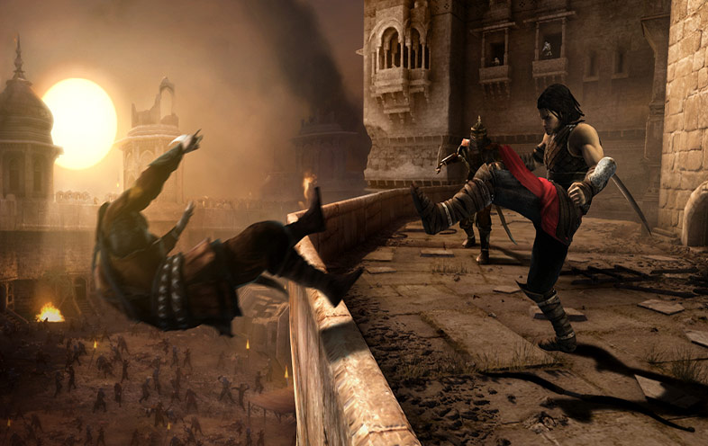 Buy Prince of Persia: The Forgotten Sands online PC, in