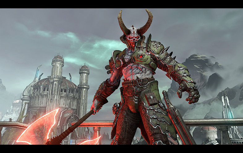 Buy Doom Eternal online PS4,PC,XBOX ONE in India at the best price