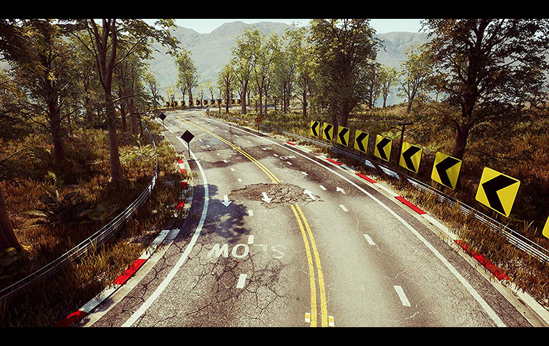 Buy Dangerous Driving online PS4, in India at the best price