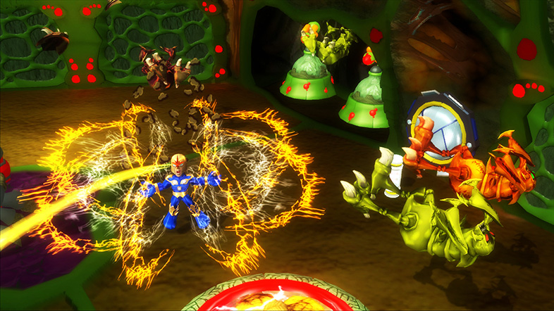 Buy Marvel Super Hero Squad: The Infinity Gauntlet online