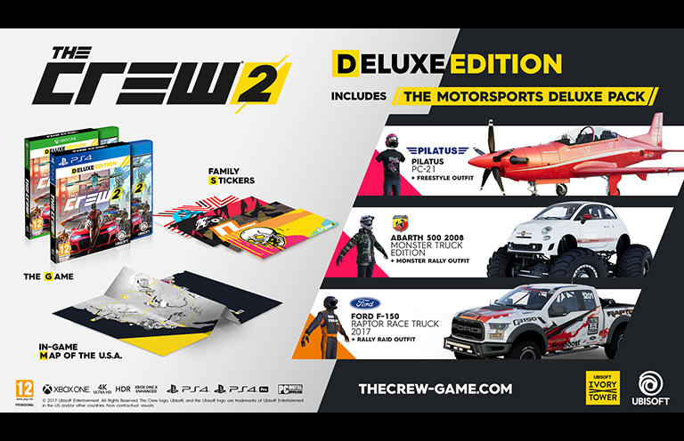 Buy The Crew 2 Online in India at the best price from www