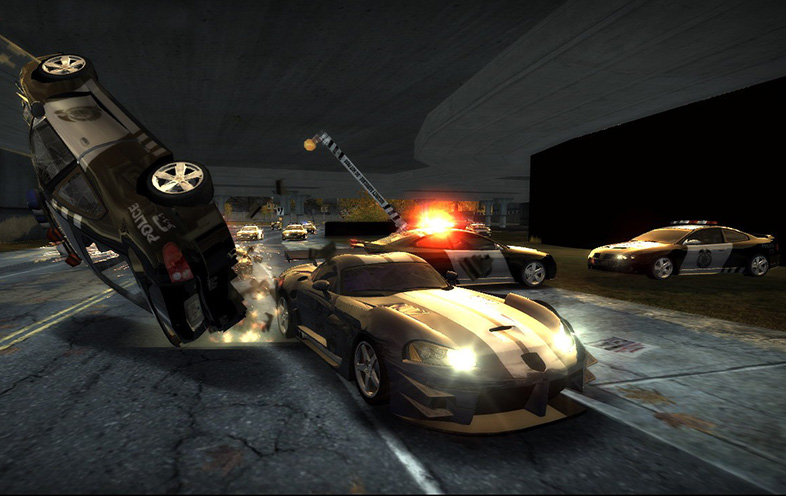 Buy Need For Speed Most Wanted Online XBOX 360PSPPCPS2 In India At The Best Price Gamestheshop