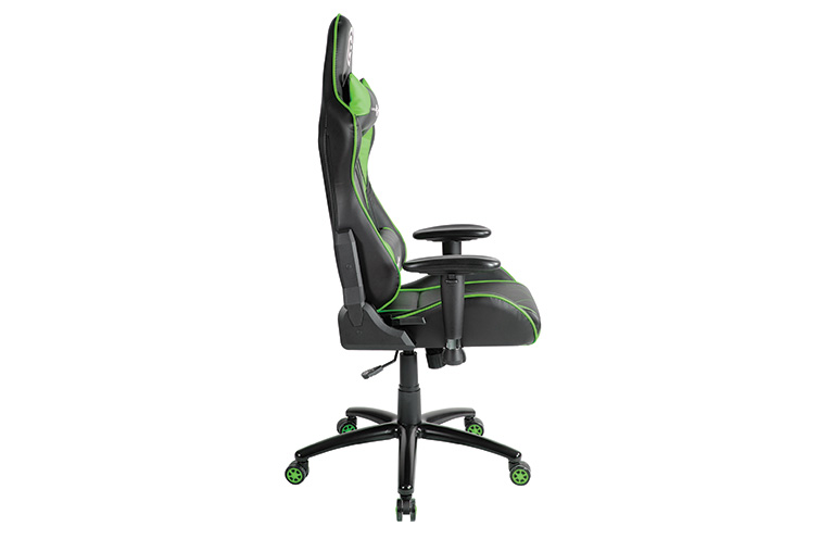 Awe Inspiring Buy Circle Gaming Chair Ch70 Black Green Online Gaming Squirreltailoven Fun Painted Chair Ideas Images Squirreltailovenorg