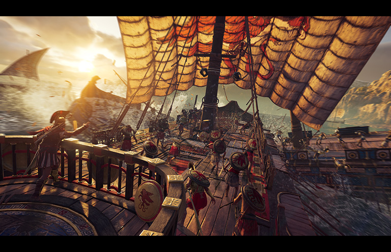 Buy Assassins Creed Odyssey Gold Edition Online Ps4xbox