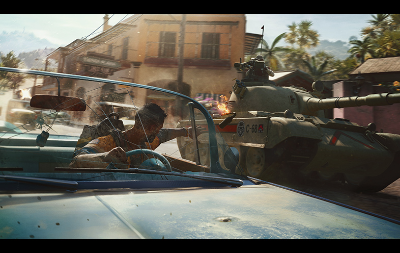 Buy Far Cry 6 Yara Edition Online Ps4 Xbox One In India At The