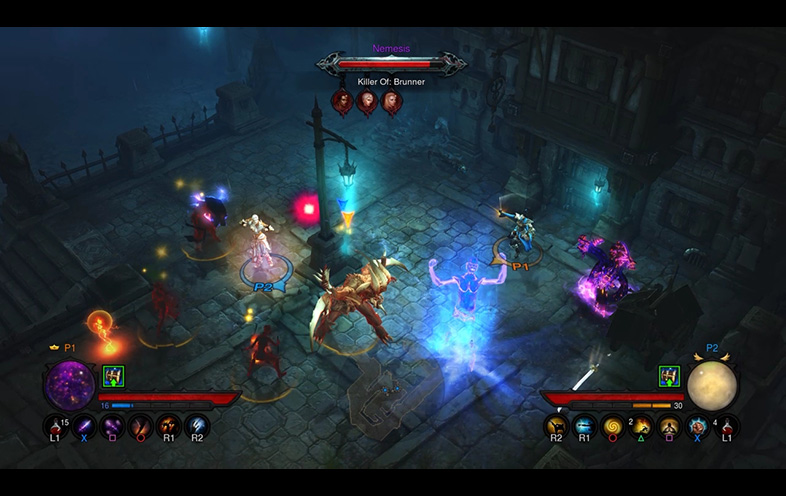 Buy Diablo III: Eternal Collection online PS4,Nintendo