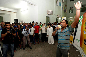 Thousands of dirhams up for grabs as Dubai television company sets out to find hidden talent in labour camps