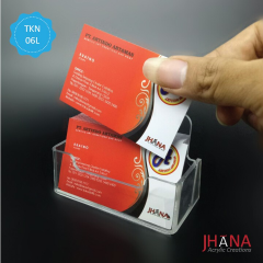 Acrylic Id Card Holder 1 Susun Landscape - TK05Z2RZL0C