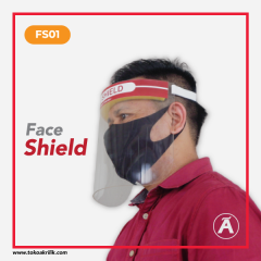 Face Shield Pelindung Wajah Full Face - Acrylic
