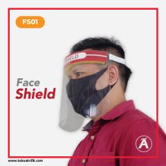Face Shield Pelindung Wajah Full Face - Acrylic