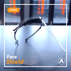 Face Shield Perisai Pelindung Wajah Anti Covid-19 Face Mask