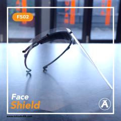 Face Shield Perisai Pelindung Wajah Anti Covid-19 Face Mask