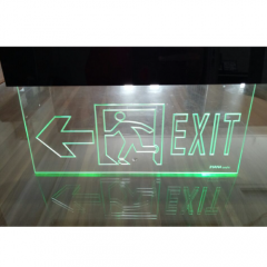 Acrylic Sign AS01