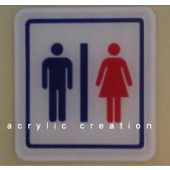 Acrylic Sign AS11