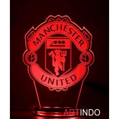 Lampu Hias - Manchester United