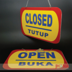 Plat Buka Tutup 244x150mm - AS11Z01ZZ0C