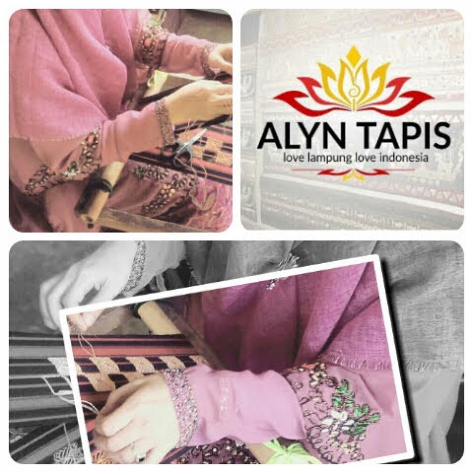 Fashion Etnik Tapis Lampung