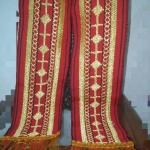 Selempang Tapis Lampung Asli