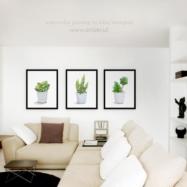 Succulent (Set of 3)