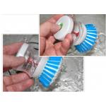 DP021 Alat sikat panci inovatif dispenser sabun cair brush soap dapur