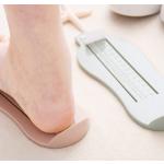 RT033 Alat ukur Panjang telapak Kaki anak Bayi pilih size sepatu pas