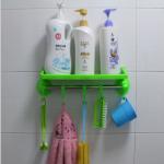 RT035 Rak Kamar Mandi Tempat Sabun Shampoo Handuk Odol