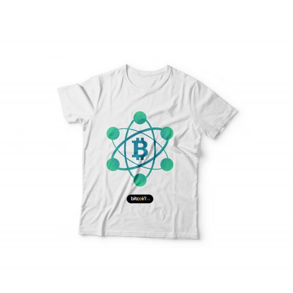 Tshirt BItcoin Network ( White )