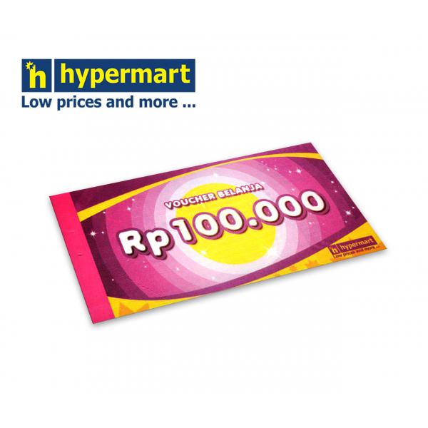 Voucher Hypermart 100.000