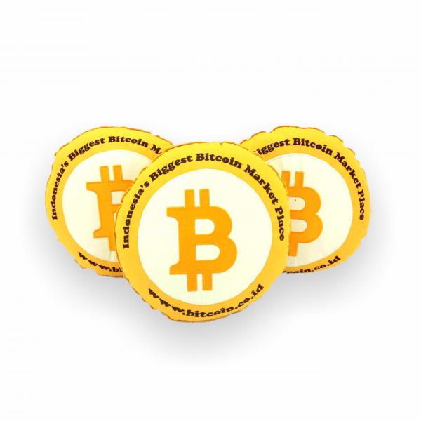 Bantal Bitcoin