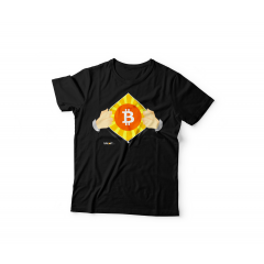 Tshirt BItcoin Inside