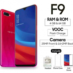 OPPO F9 4GB