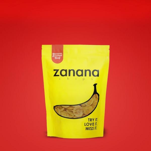 Zanana Chips Smoked Beef