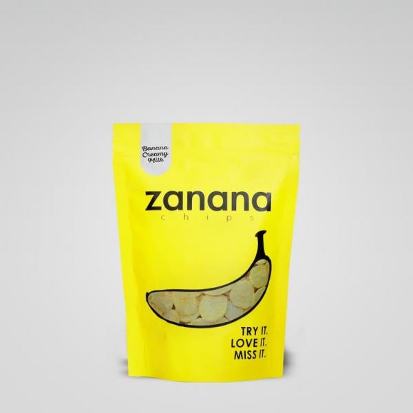 Zanana Chips Creamy Milk