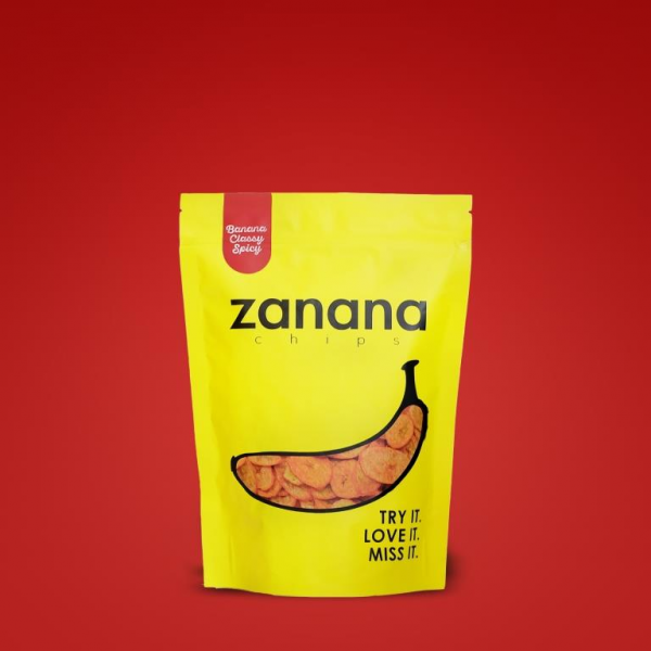 Zanana Chips Classy Spicy
