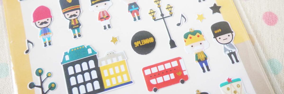 Britain Stickers