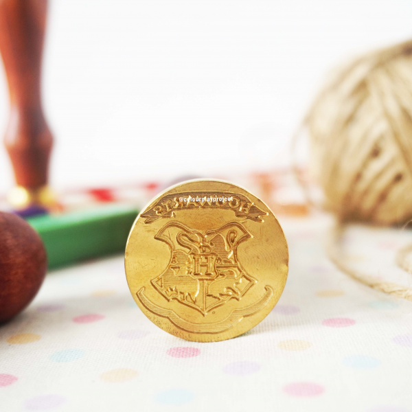 Wax Stamp Harry Potter - Hogwarts 2