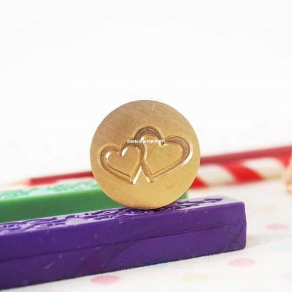 Wax Stamp Motif 2 - Love A1