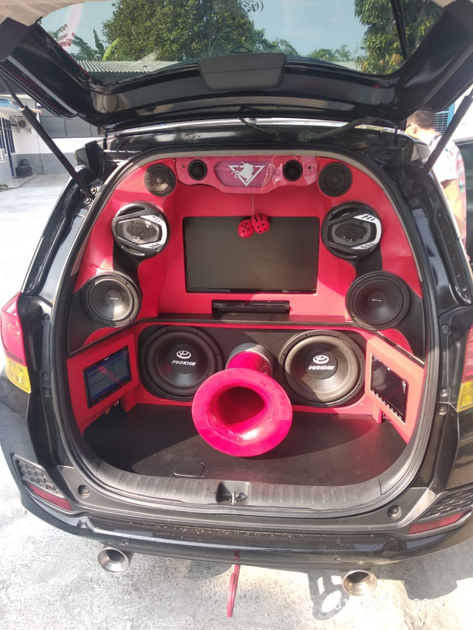 Custom audio mobilio