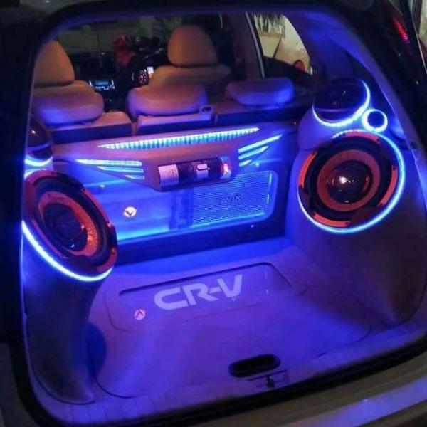 custom box Crv 2008
