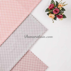 Knitting polyester tebal anyam