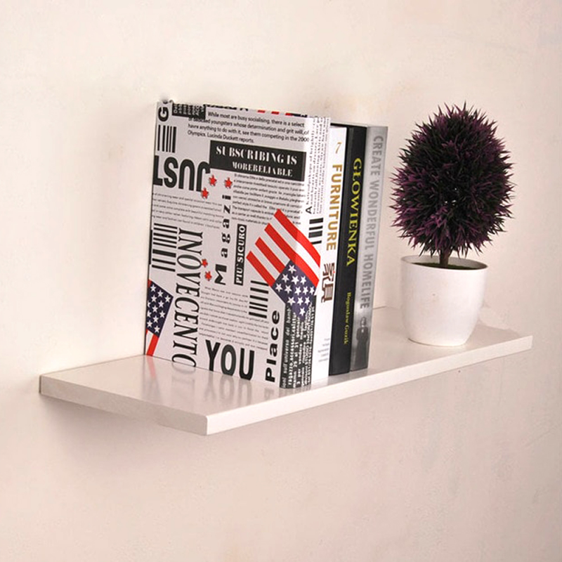 Rak Dinding/Ambalan 30x20cm - Putih